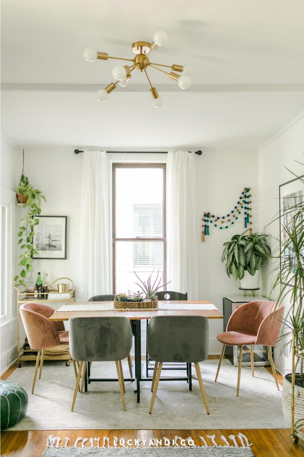 home and greenhouse tour on apartment therapy