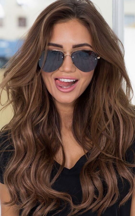The Best Curly Hairstyle for Medium Length Hair 2019 - Page 12 of 20 #cabelos