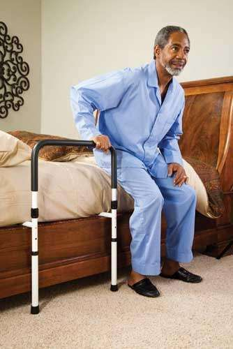 Best Home Bed Support Rail By Carex Handicap Bathroom 400 x 300