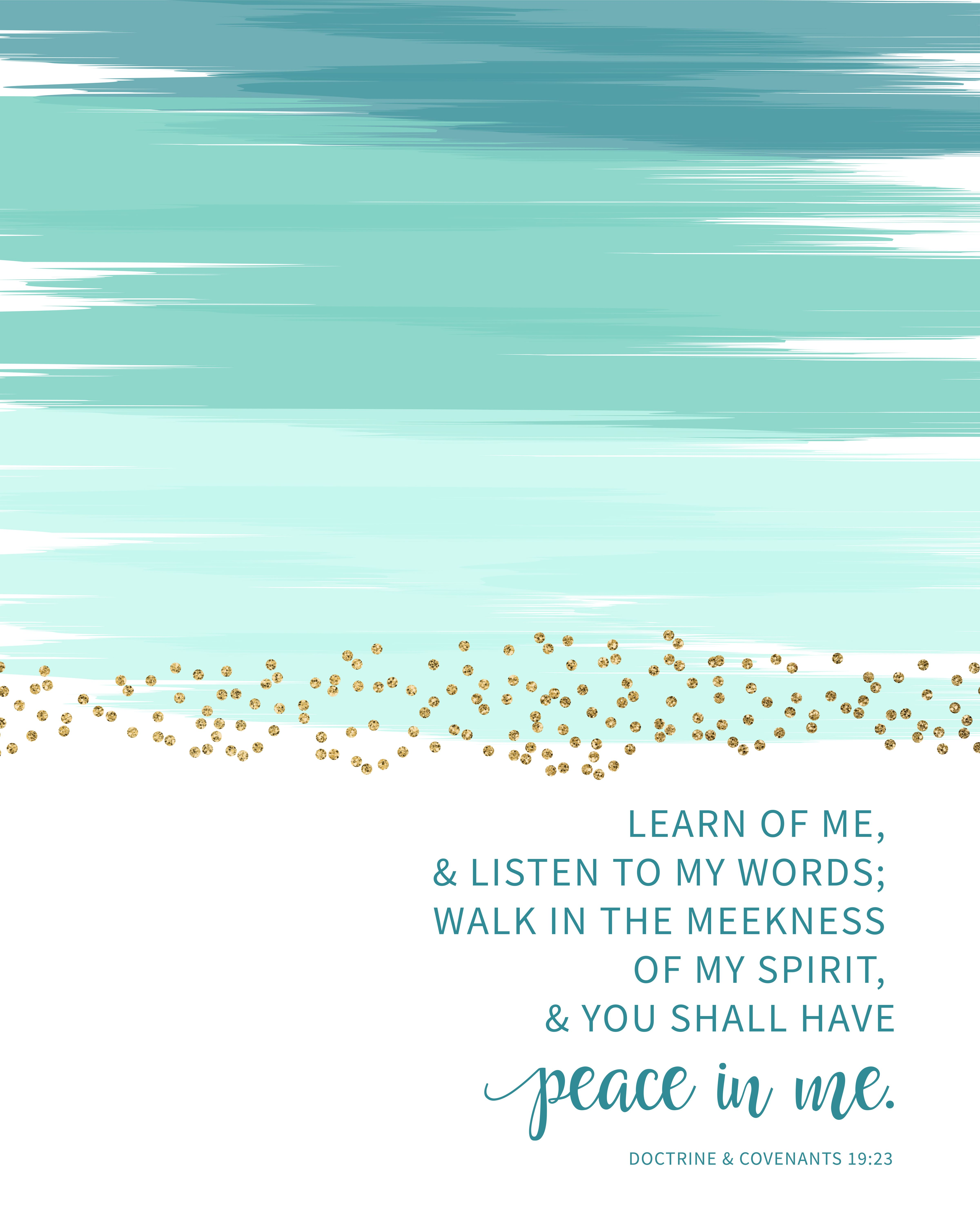 2018 Lds Young Women Mutual Theme Free Printables Quotes Lds