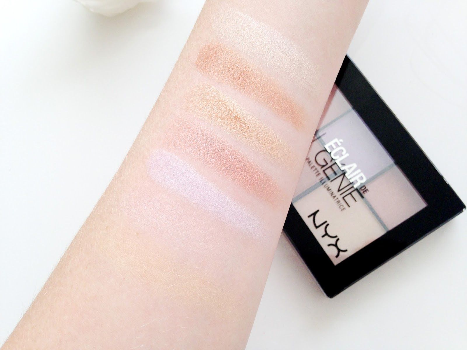 Strobe Of Genius Illuminating Palette by NYX Professional Makeup #22