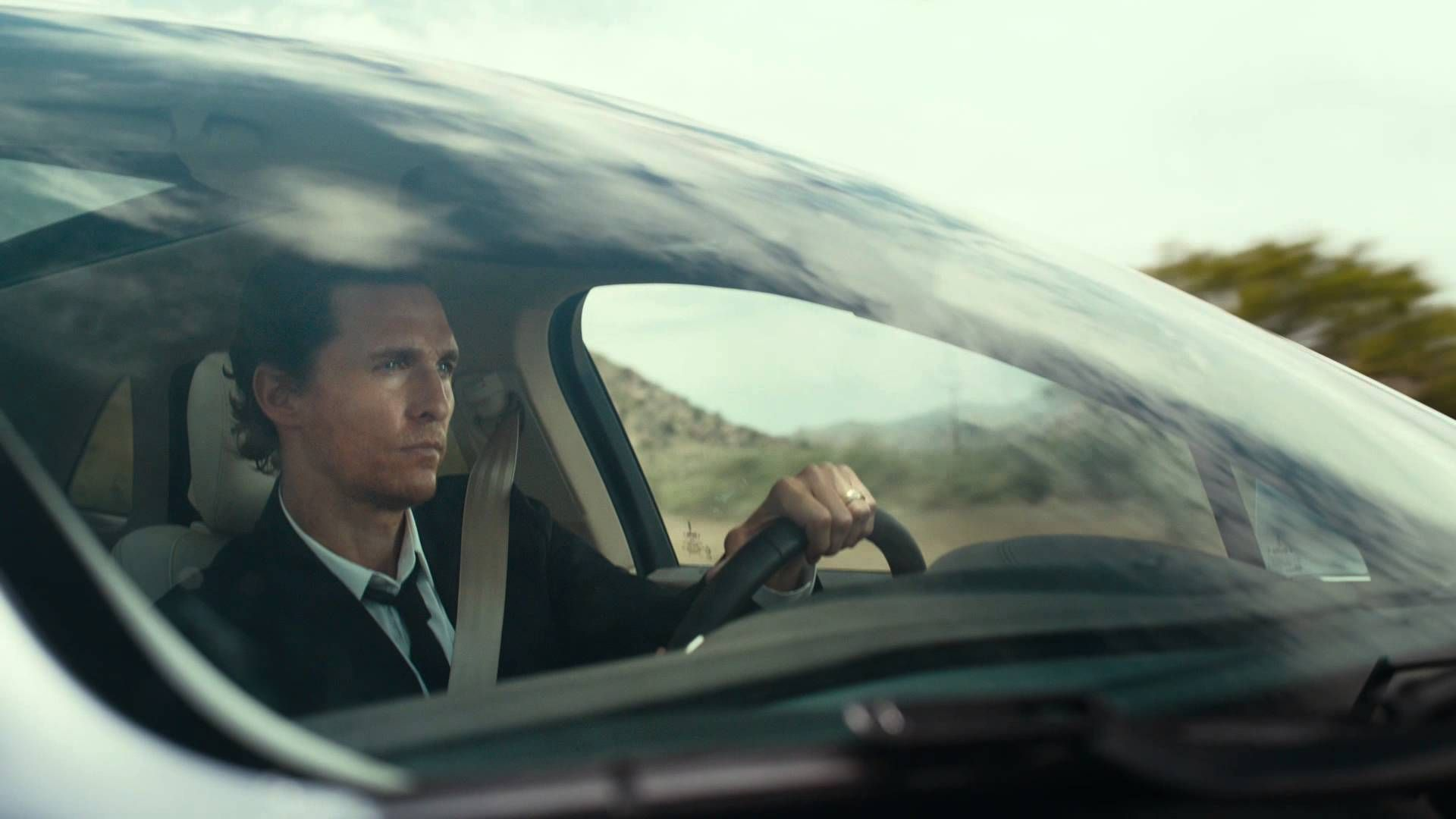 "Matthew McConaughey and the MKC: ""I Just Liked It"" Official Commercial #IntheMoment.  Dude can sell me anything!"