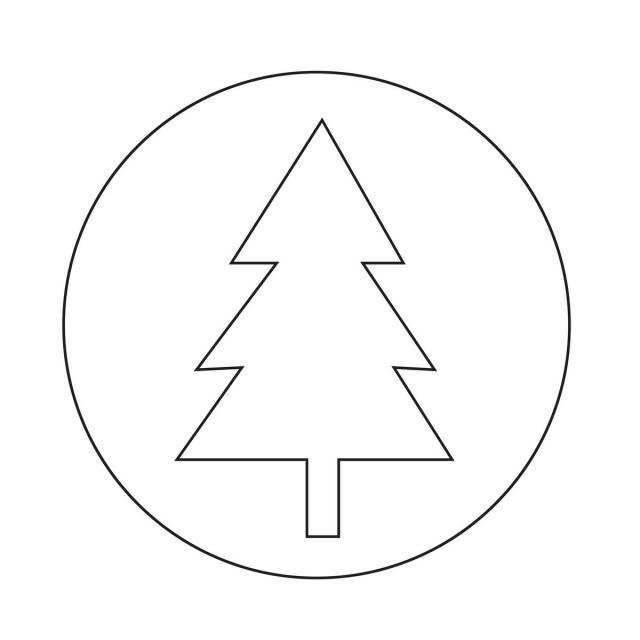 Christmas Tree Icon Christmas Icons Tree Icons Tree Png And Vector With Transparent Background For Free Download Tree Icon Christmas Tree Logo Free Vector Illustration