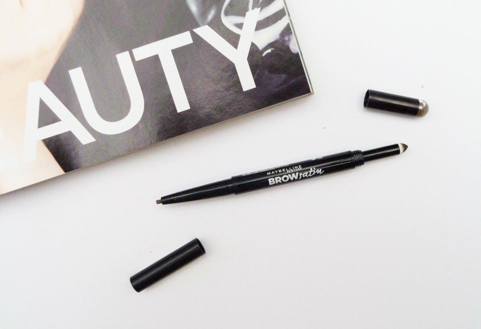 The Maybelline Brow Satin Eyebrow Pencil