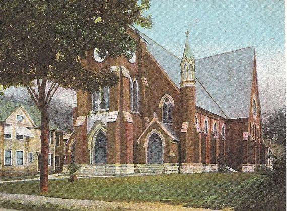 Fulton History Postcard