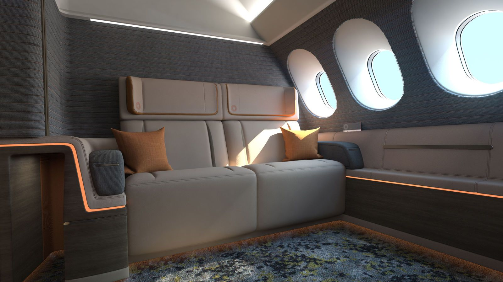 King Size Beds Are Coming To An Airplane Near You Cabin Design