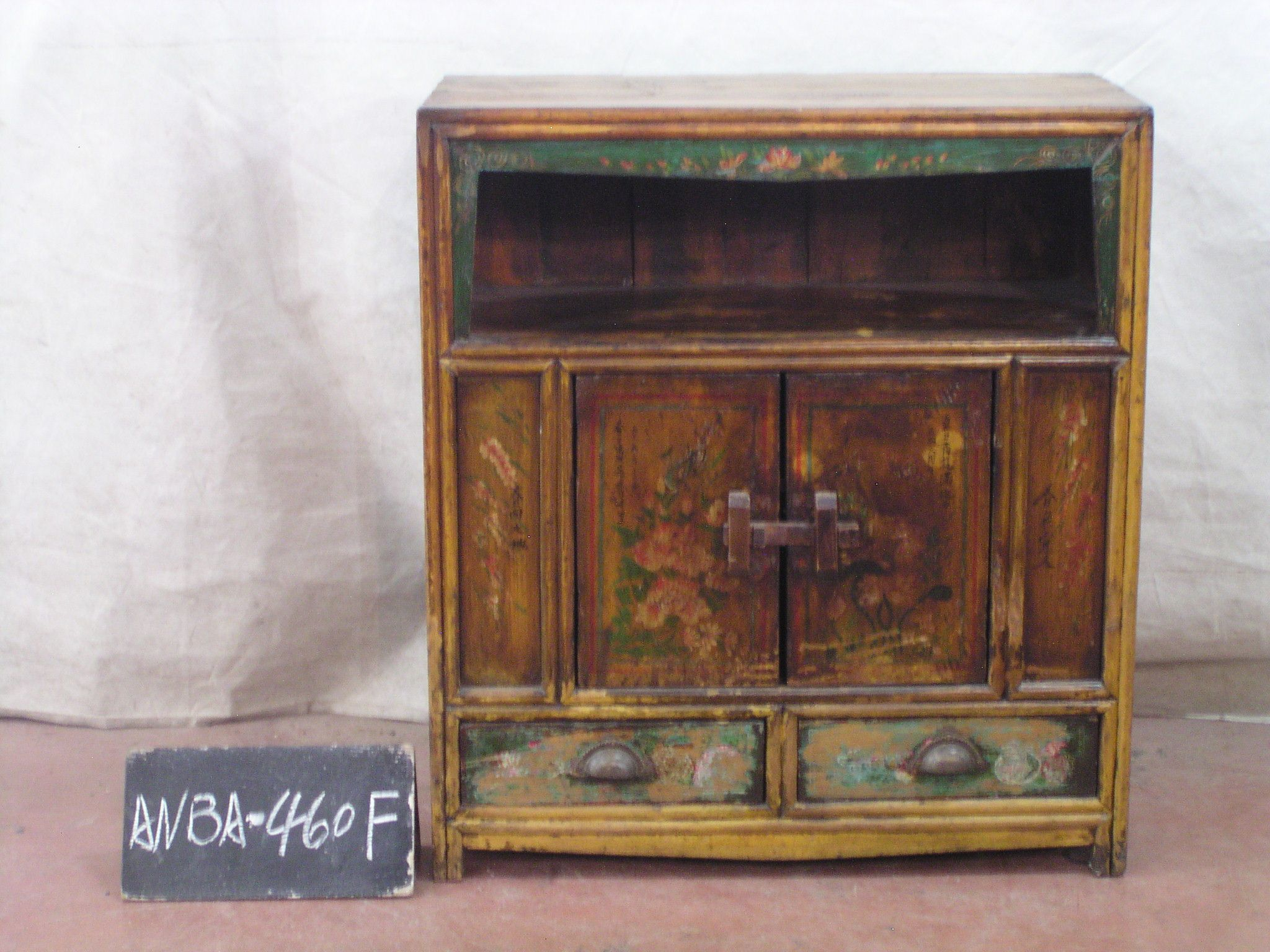 Chinese Country Cabinet 133 East Carrillo St Santa Barbara Ca