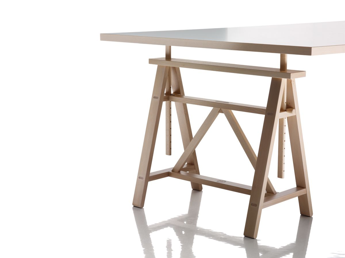 Perfect Adjustable Trestle Table   Google Search