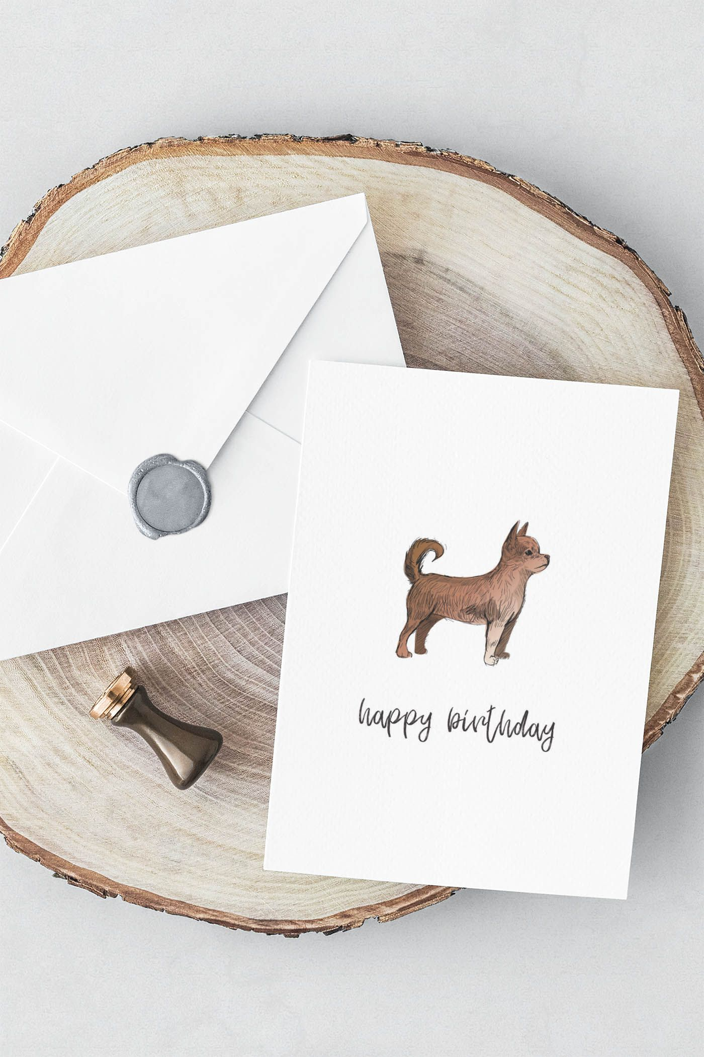 These Cute Free Printable Dog Birthday Cards Are A Great Way To Wish The Lover In Your Life Happy There 22 Different Breeds Including