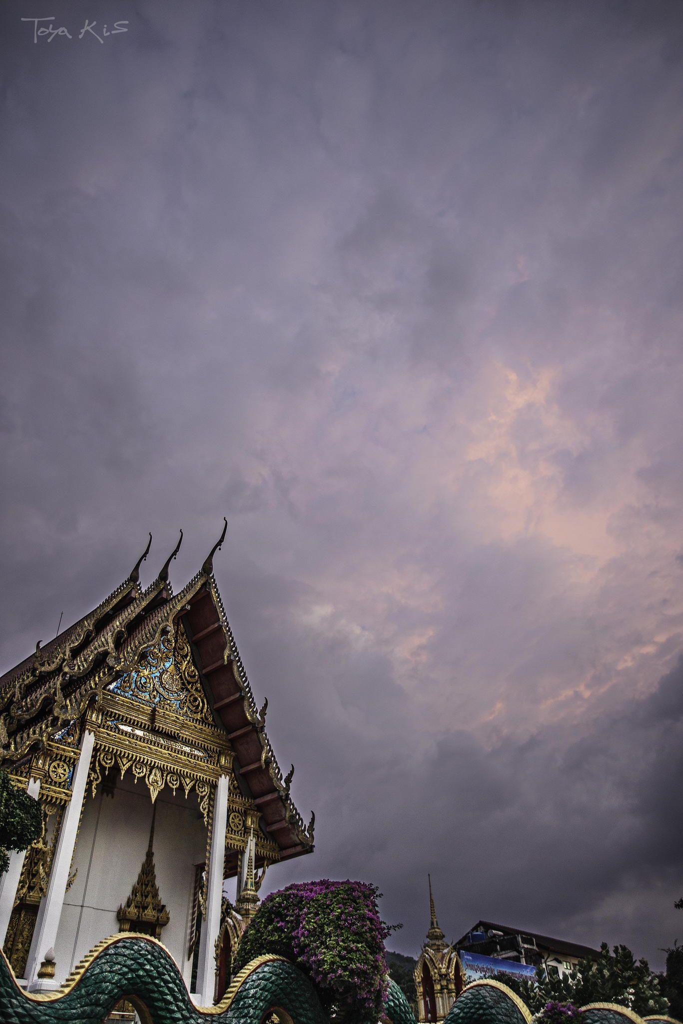 Karon Temple, Phuket, Thailand