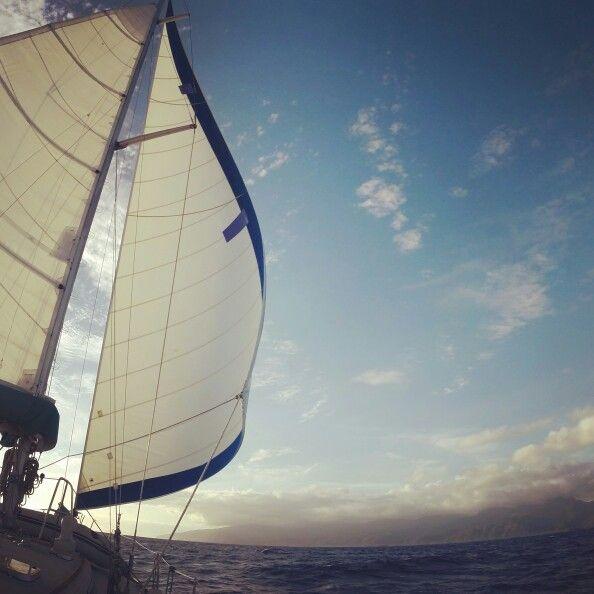 Sailing In The South Seas Credits Raphael Rouget Tahiti Sailing South Seas