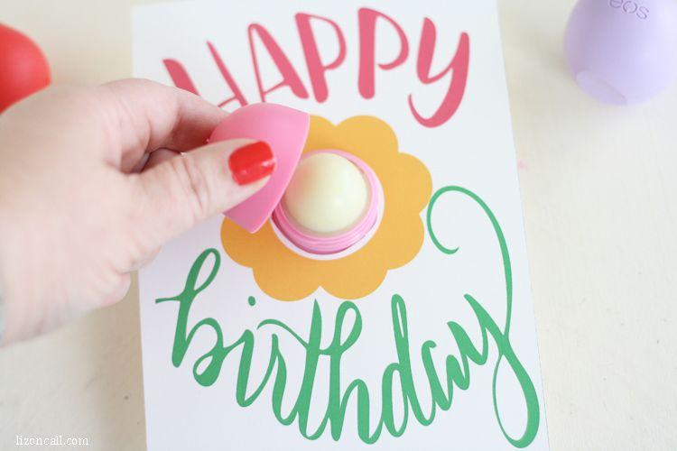 Happy Birthday Printable ~ Free printable eos happy birthday gift card birthday gift cards