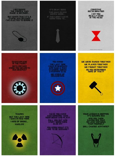 Best Avengers quotes