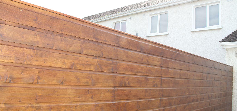 Shiplap Fence 1