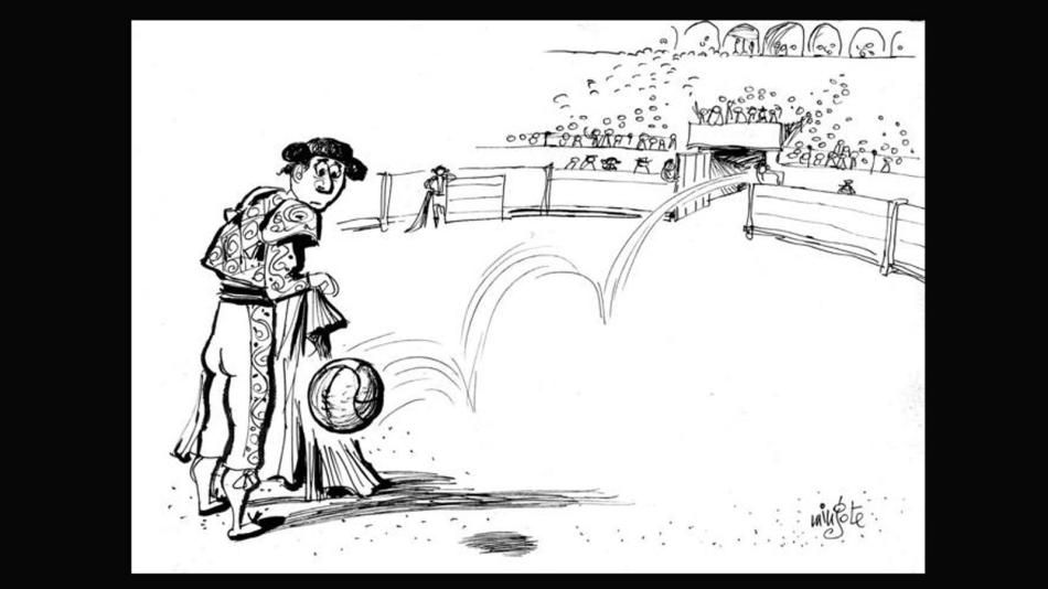 Mingote, una vida en viñetas - . Foto 1 de 50