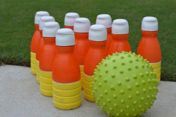 fall festival bowling
