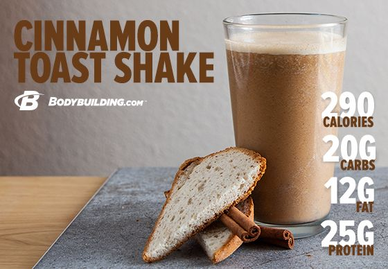 Say goodbye to the days of chugging lumpy protein shakes with minimal flavor. Take your gains to the next level with these Clutch shake recipes! #Recipes Bodybuilding.com