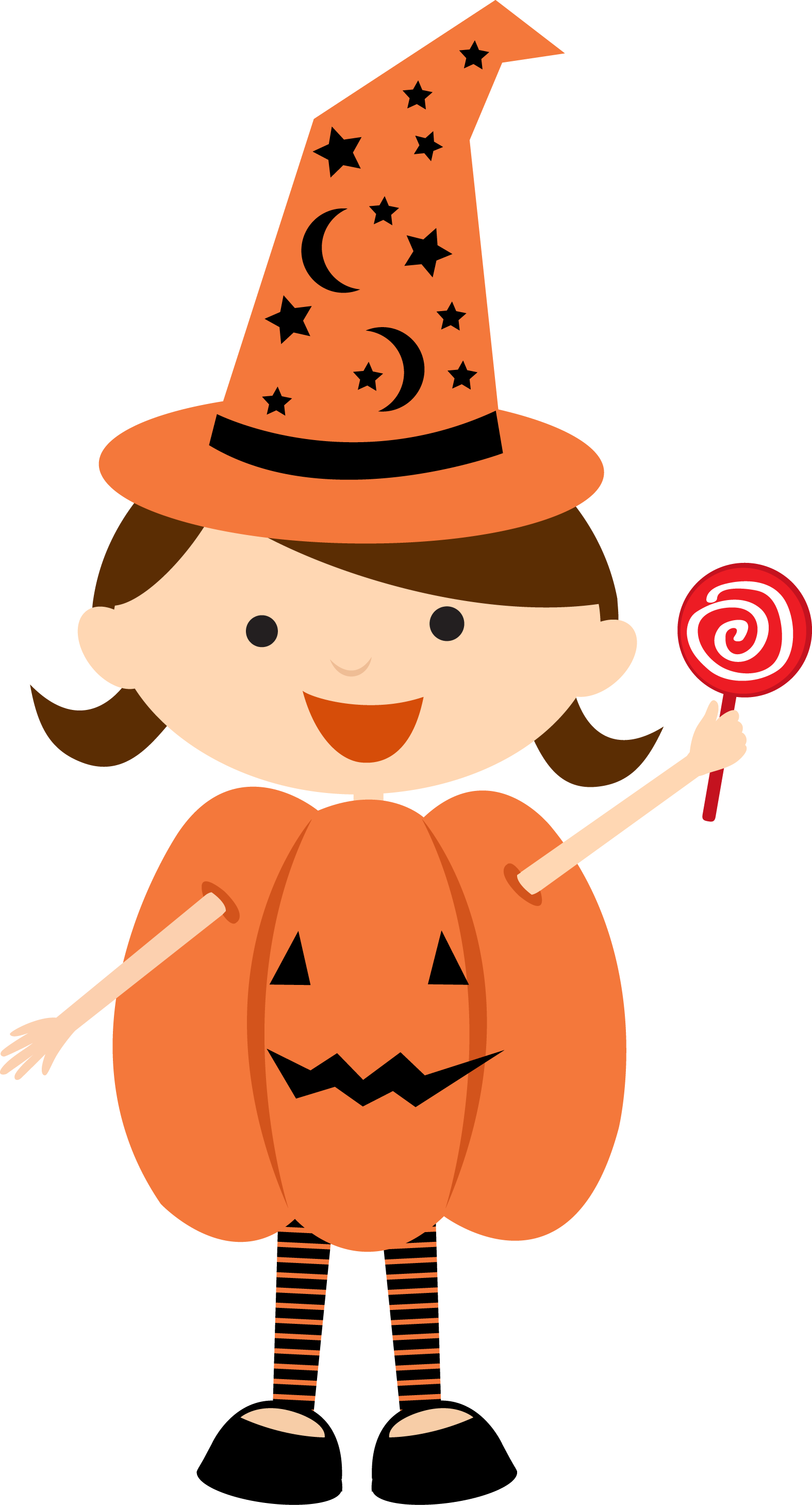 HALLOWEEN BABY WITCH CLIP ART | brujas y magos | Pinterest | Clip ...