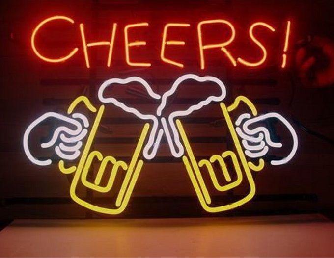 Man Cave Neon Signs For Sale : Neon beer sign u pinteresu