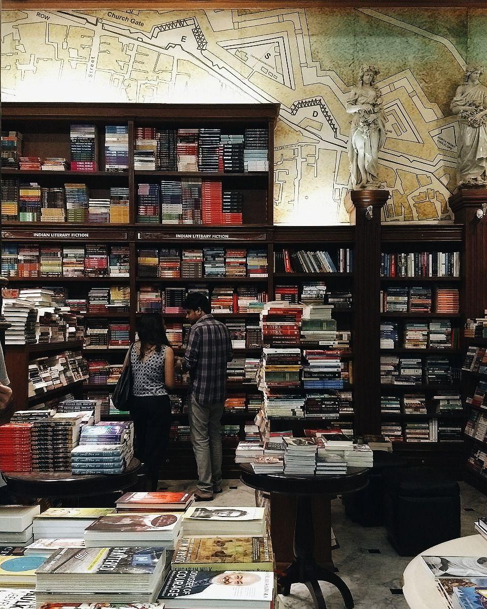 Literature Is My Utopia Helen Keller Thecornercoffeeshop Kitab Khana Mumbai Magical Library Literary