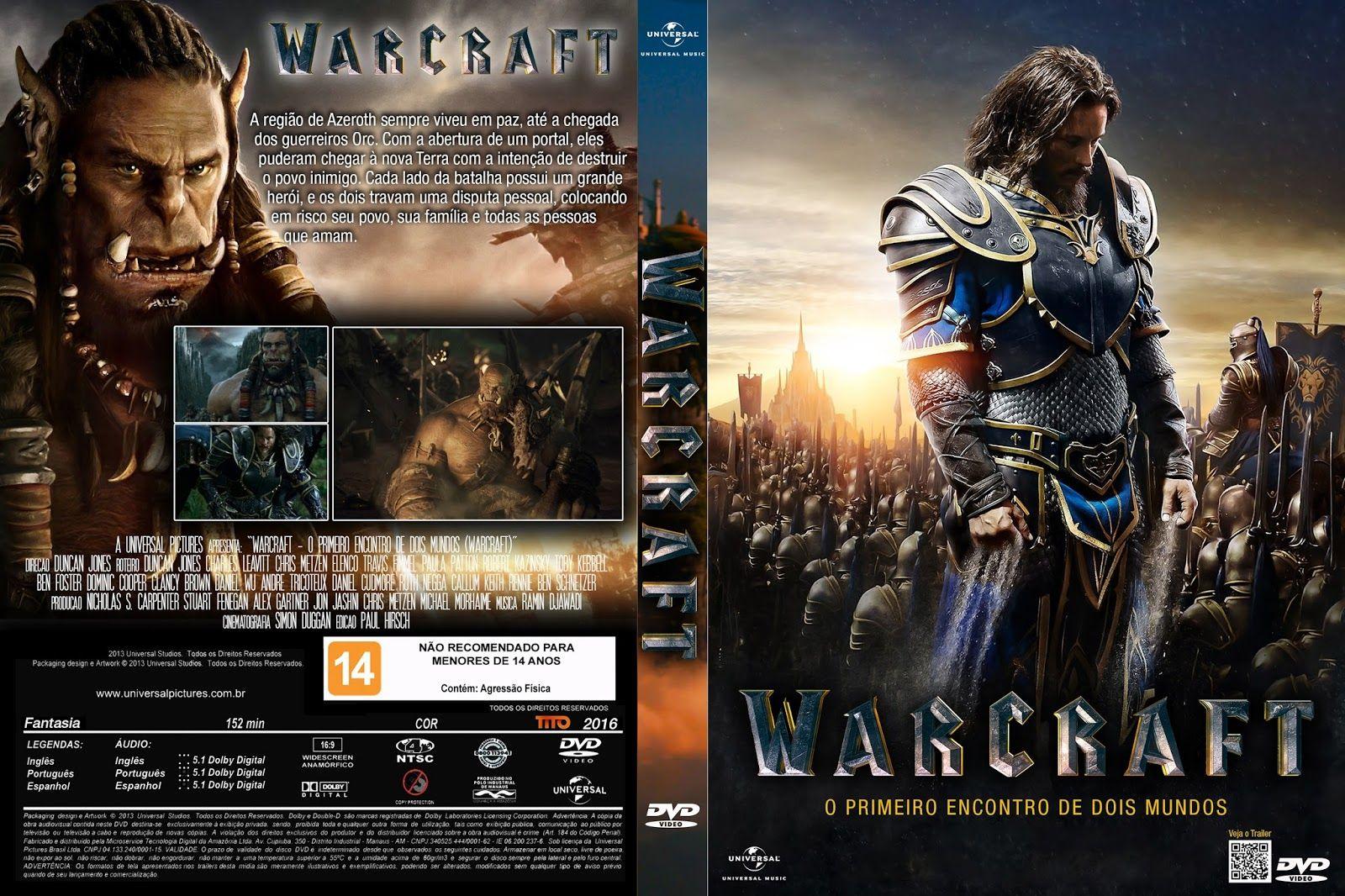 Warcraft O Primeiro Encontro De 2 Mundos 2016 Primeiros
