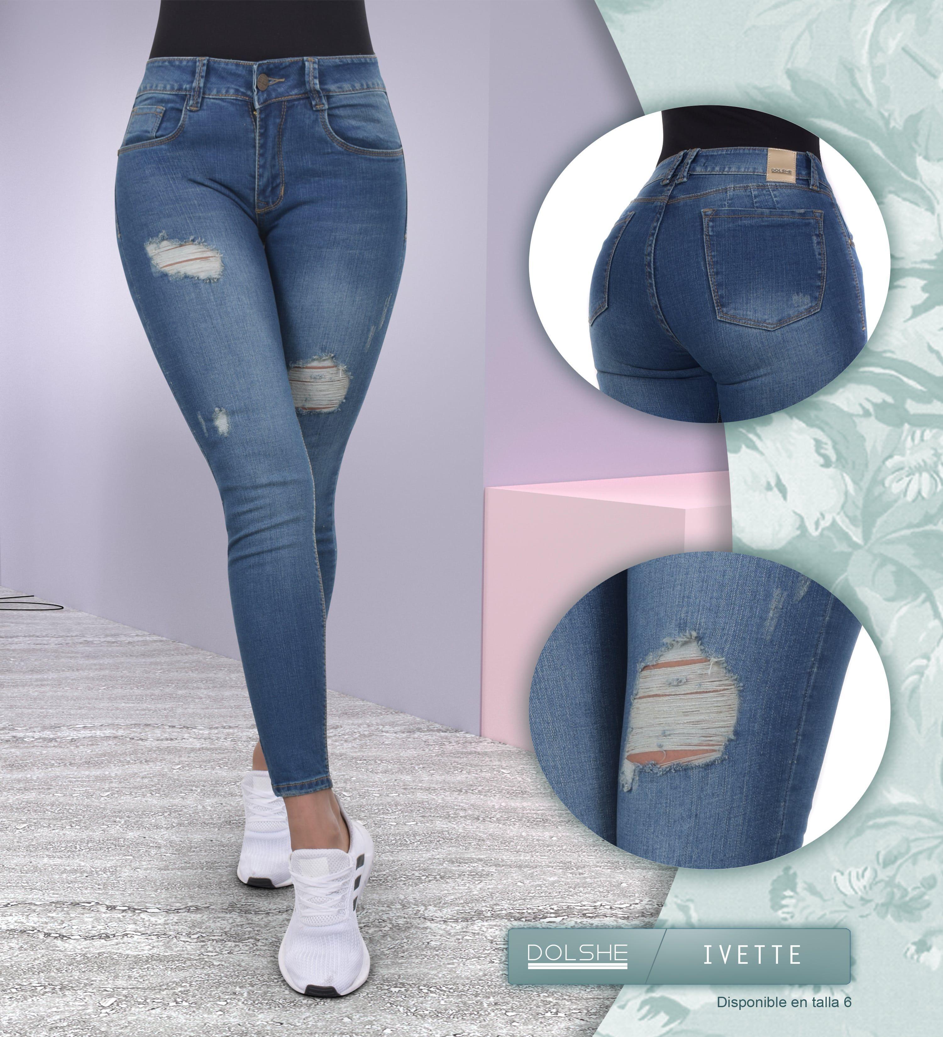 Secuencias De Destroyed Perfectas Para Lucir Un Look Urban Chic Una Apariencia Relajada Y Pantalones De Mezclilla Mujer Ropa De Moda De Ninas Pantalones Mujer