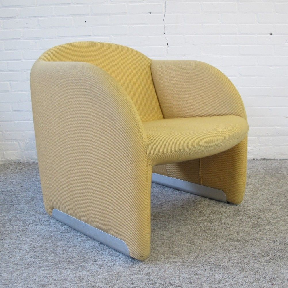 Remarkable Ben Lounge Chair By Pierre Paulin For Artifort 1980S Alphanode Cool Chair Designs And Ideas Alphanodeonline