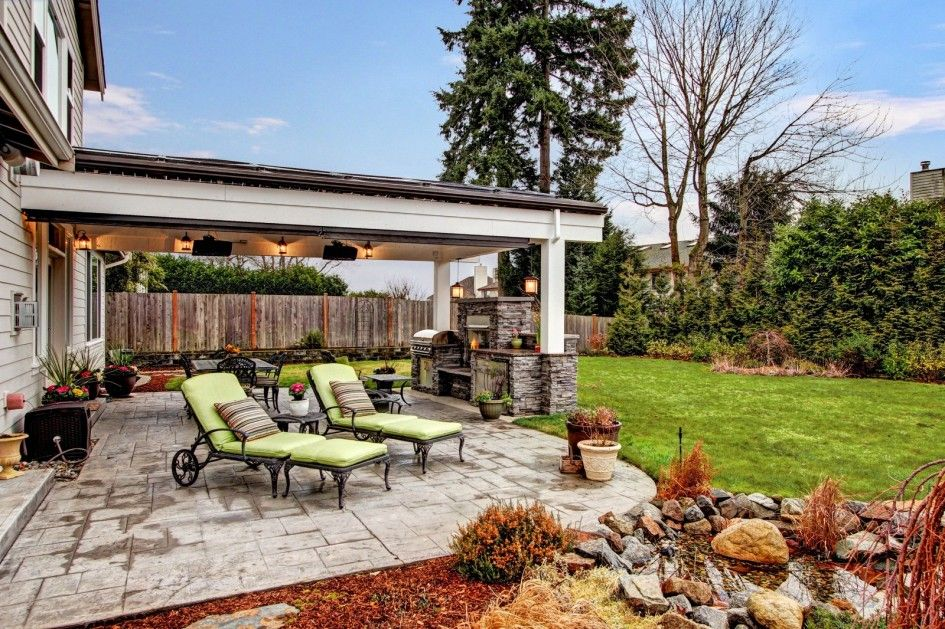 Majestic Guy Fieri Outdoor Kitchen Layout With Antique Cast Iron ...