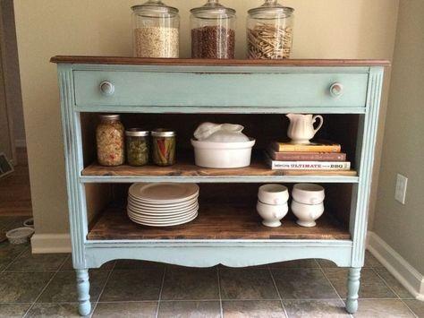 Repurposed Furniture you'll never pass up a broken dresser again! | drawers, repurposed