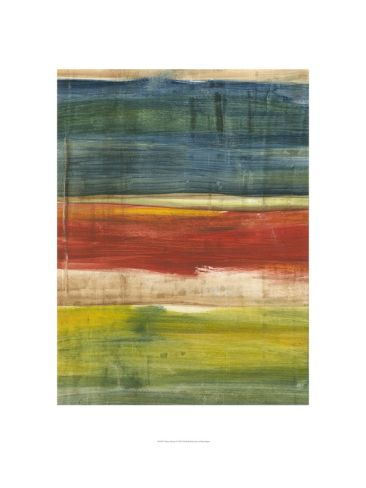 Vibrant Abstract I Giclee Print by Ethan Harper at Art.com