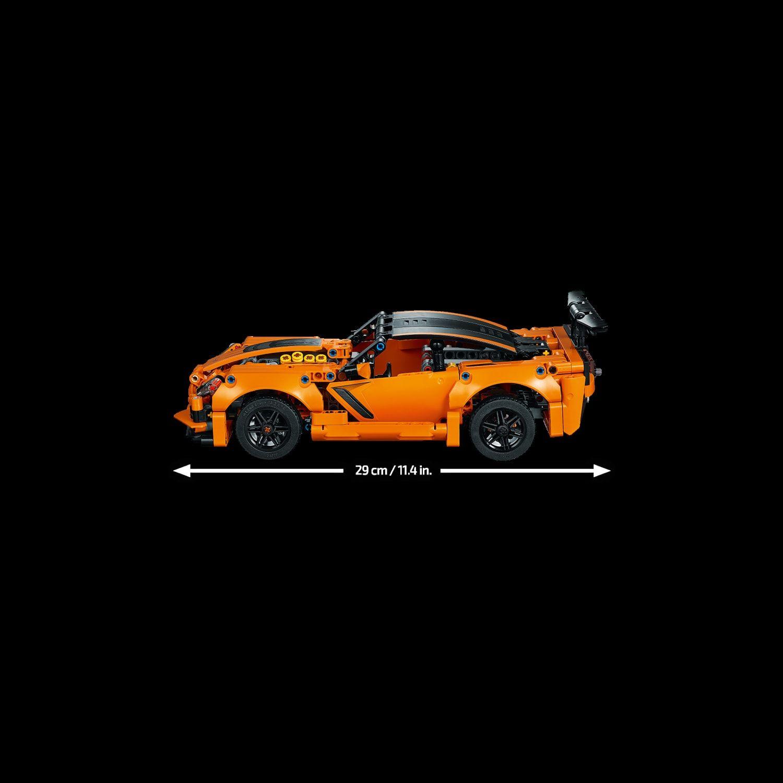 Lego Technic Chevrolet Corvette Zr1 42093 Chevrolet Technic