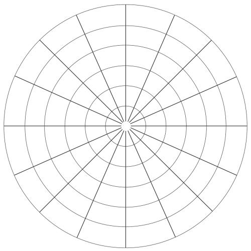 Grid Journey – Lesson 4   Mandala art lesson, Mandala ...