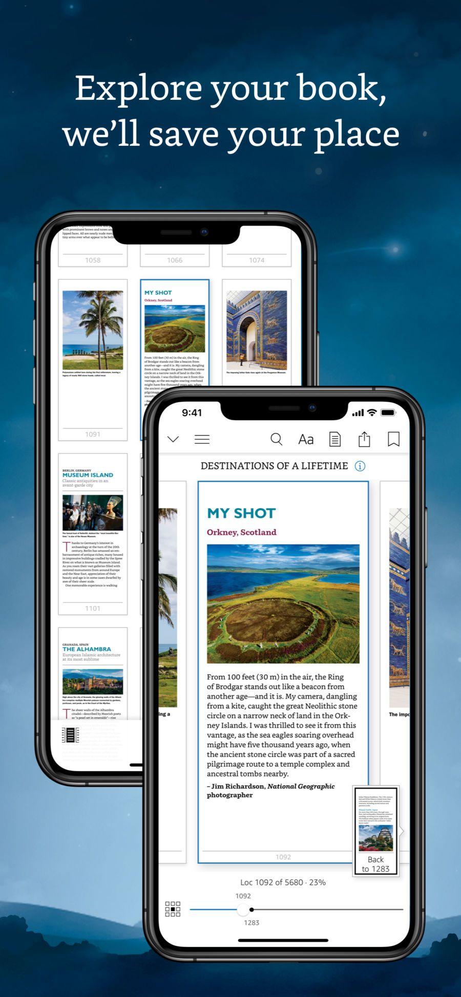 Amazon Kindle on the App Store Amazon kindle, Kindle