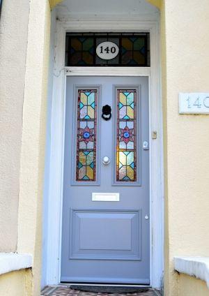 Stained Glass Door Doors Pinterest Glass Doors Doors And
