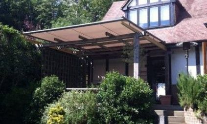 Premier's Awnings   Outdoor, Outdoor decor, Interior