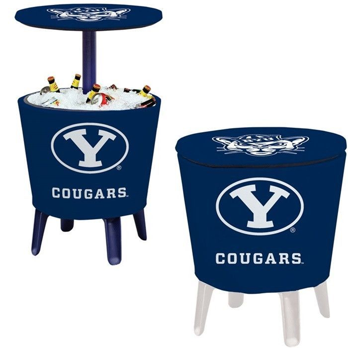 Brigham Young Cougars Four Season Event Cooler - Design B
