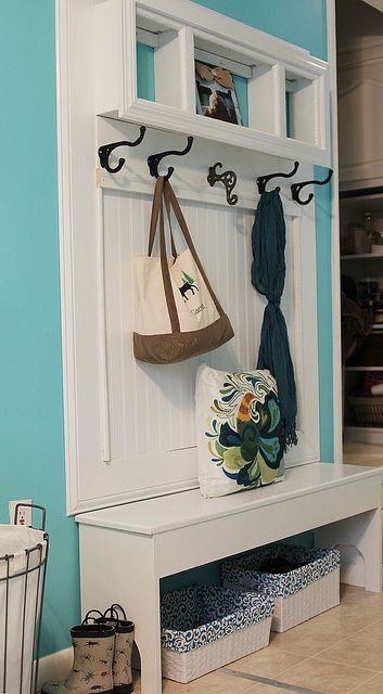 Laundry and Mud Room Makeover