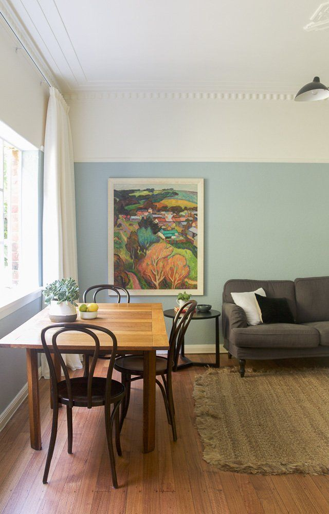 Joanne recently renovated her late 1940s art deco apartment in east melbourne australia