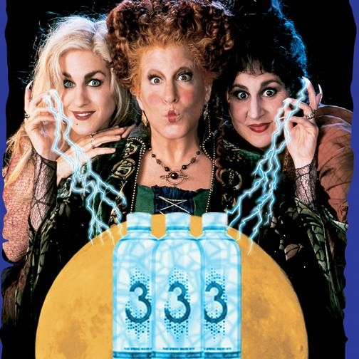 What is your favorite #Halloween movie? #HocusPocus #Drink3Water