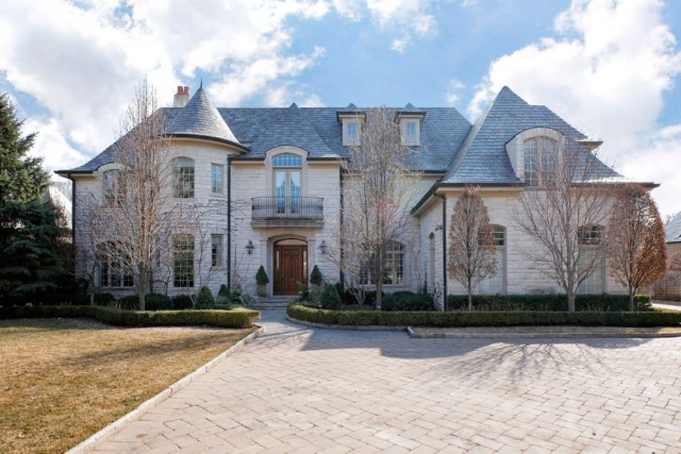 French Chateau Zillow