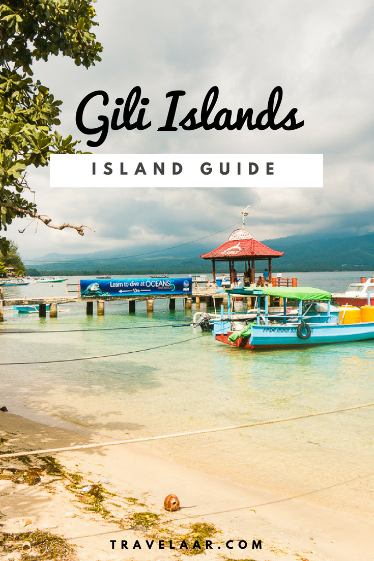 Gili Islands - Indonesia All you need to know about the Gili Islands in Indonesia, close to #Bali #GiliIslands #IslandLife #Indonesia #Travel