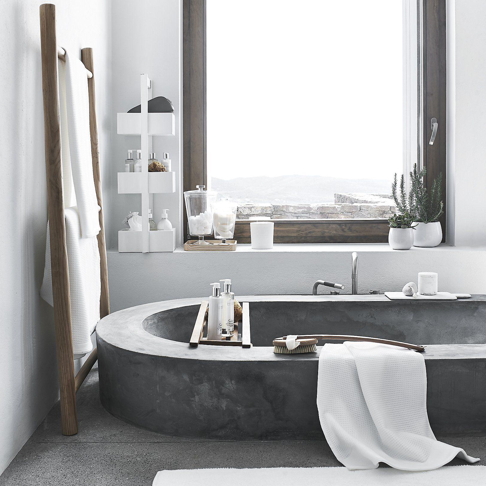 Marble Lidded Pot | Bathroom ⌂ | Pinterest | White company, Marbles ...
