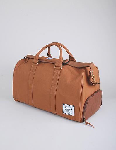 8e614f98d4 Hershel Supply Co. Select Series Novel Duffle Bag