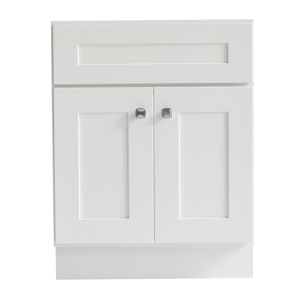 18++ Design house brookings unassembled modern shaker vanity cabinet only model