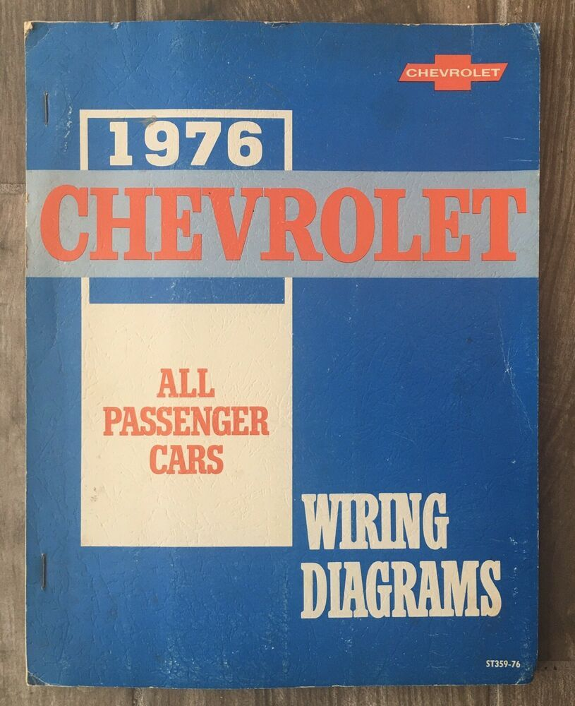 details about 1976 chevrolet cars wiring diagrams camaro corvette ... 76 monte carlo wiring diagram  pinterest