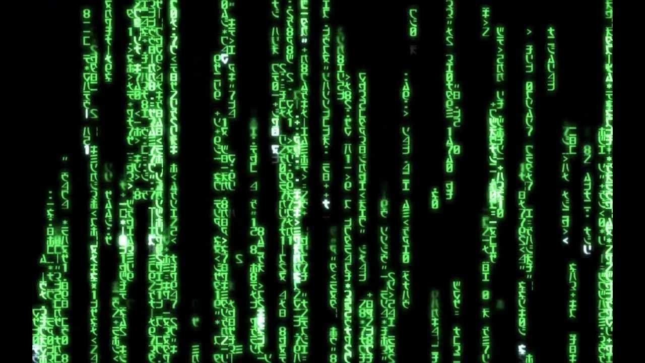 Matrix Code Green 1440x900 For Dreamscene Youtube Code
