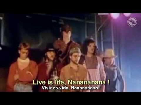 Opus Live Is Life Subtitulado Al Español Y Ingles Buena Musica Musica Español