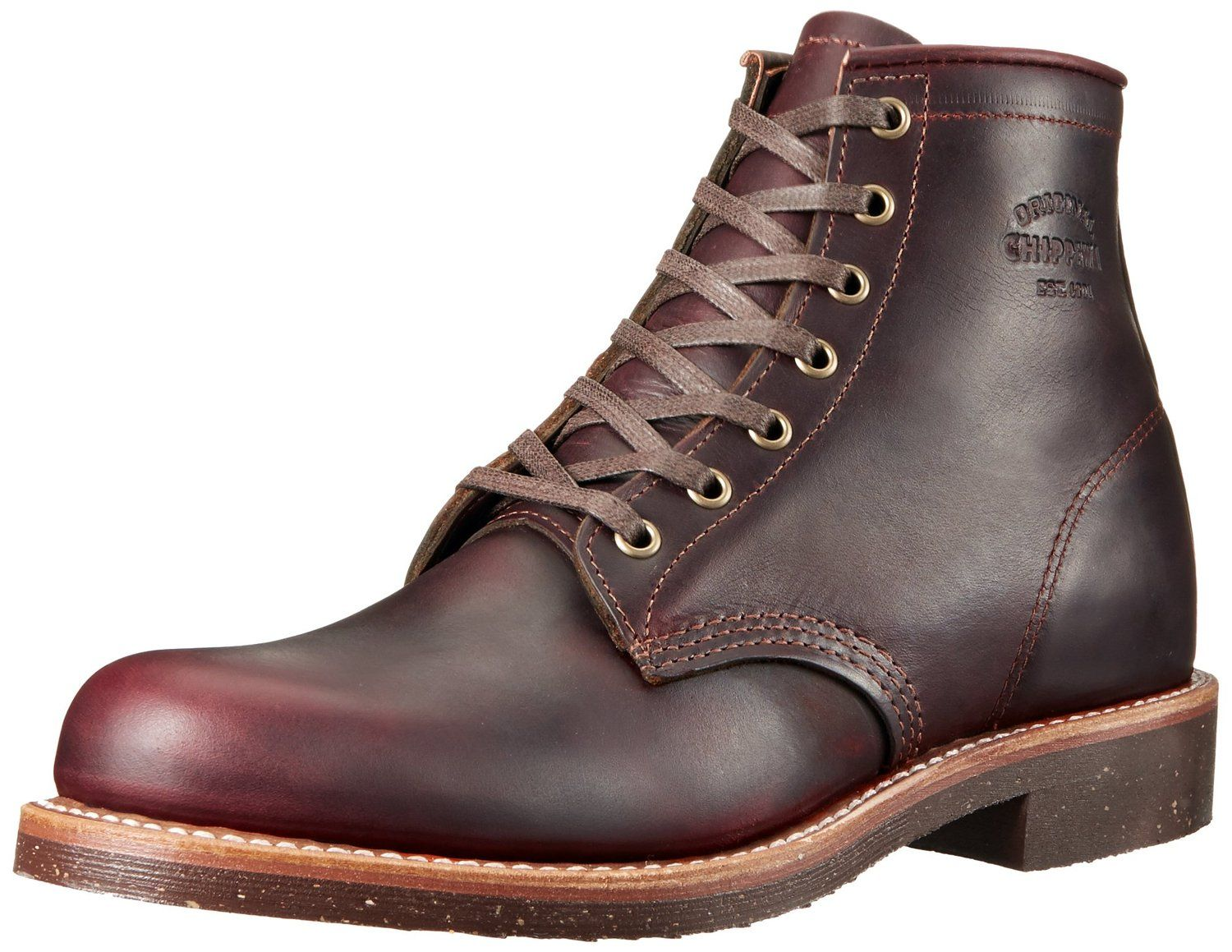 Original Chippewa Collection Men's 6-Inch Service Utility Boot ** If you  love this