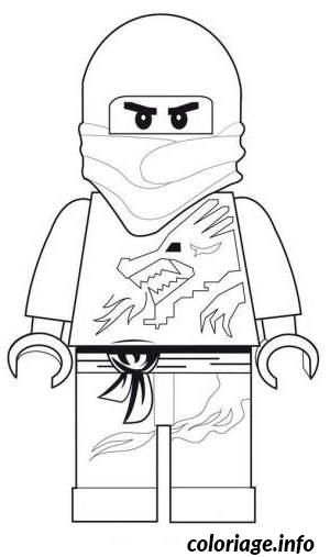 Coloriage Ninjago A Imprimer En Solo 1 Dessin à Imprimer For The