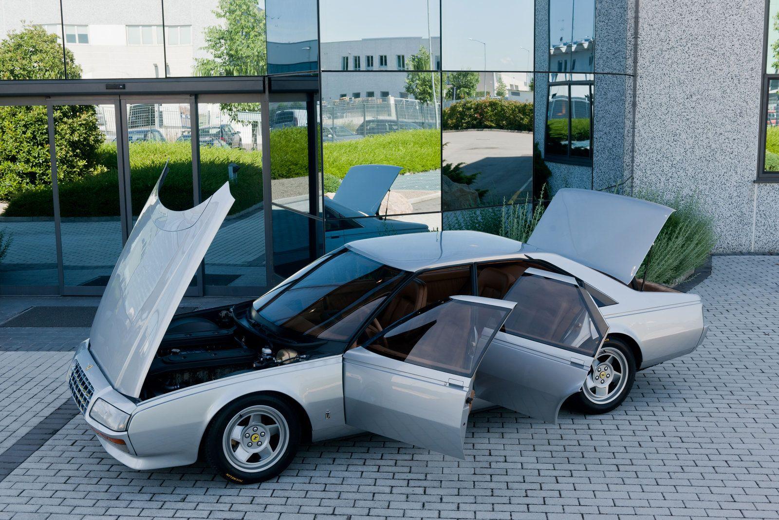 Vehicle · Ferrari 4 Door Limousine